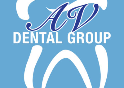 AV Dental Group – Logo and T-shirts Proof