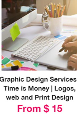 Graphic design in the Antelope Valley