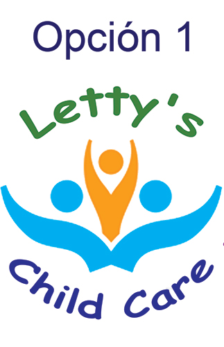 Letty's Child Care – Prueba de Logo