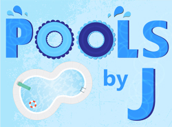 Pools by J – Business Cards Proof