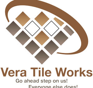Vera Tile Works – logo proof